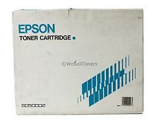 EPSON S050002 C13S050002 Genuine Toner Cartridge