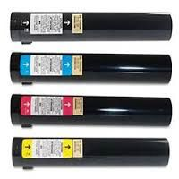 Panasonic DQ-TUS28K Black DQ-TUS20C Cyan DQ-TUS20M Magenta DQ-TUS20Y Yellow Genuine Toner Cartridge