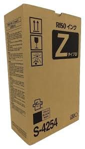 Risograph S7605 S4254 Type Z Genuine Inks - 2 Pack