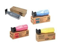 Sharp AR-C25NT1 Black AR-C25NT6 Cyan AR-C25NT7 Magenta AR-C25NT8 Yellow Genuine Toner Cartridge