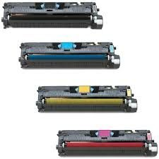 Tally 99B01958 Black, 99B01959 Cyan, 99B01960 Yellow, 99B01961 Magenta Compatible Toner Cartridge