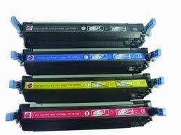 HP Q7560A (314A) Black, Q7561A Cyan, Q7562A Yellow, Q7563A Magenta Compatible Toner Cartridge