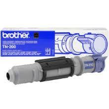 Brother TN200 Genuine Toner Cartridge. Brother DR200 Genuine Drum Unit
