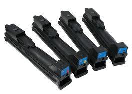 HP C8550A (822A) Black, C8551A Cyan, C8552A Yellow, C8553A Magenta Compatible Toner Cartridge. HP C8560A Black C8561A Cyan C8562A Yellow C8563A Magenta Compatible Drum Unit.