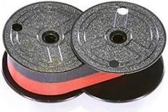 Monroe P65M Black/Red Compatible Spool Ribbon for Monroe P65M 8130