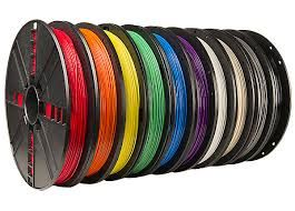 PLA Filament 1.75mm 3D Printer Filament Type B Spool - Select Colors: