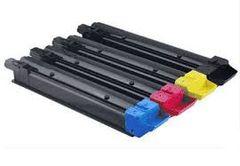 Kyocera 1T02P3CUS0 TK8117K Black, 1T02P30US0 TK8117C Cyan, 1T02P3BUS0 TK8117M Magenta, 1T02P3AUS0 TK8117Y Yellow Compatible Toner Cartridge for Kyocera Mita M8124CIDN, M8130CIDN