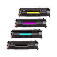 HP C4149A Black, C4150A Cyan, C4152A Yellow, C4151A Magenta Compatible Toner Cartridge
