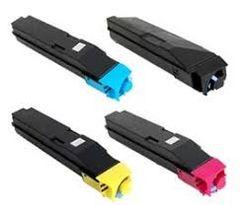 Kyocera Mita 1T02H70US0 TK857K Black 1T02H7CUS0 TK857C Cyan 1T02H7BUS0 TK857M Magenta 1T02H7AUS0 TK857Y Yellow TK857 Compatible Toner Cartridge
