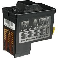Primera 53331 Black 53330 Tri-color Compatible Inkjet Cartridge