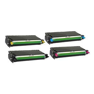 Dell 3130 Black 3130 Cyan 3130 Magenta 3130 Yellow Compatible Toner Cartridge