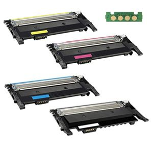 HP 116A Black W2060A Cyan W2061A Yellow W2062A Magenta W2063A Compatible With Chip Toner Cartridge