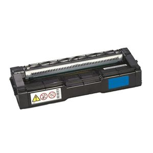 Ricoh 406047 Cyan Compatible Toner Cartridge