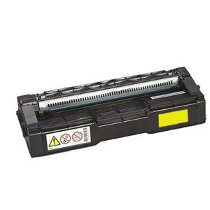 Ricoh 406049 Yellow Compatible Toner Cartridge