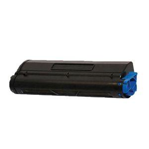 Okidata 43502002 Black Compatible Toner Cartridge