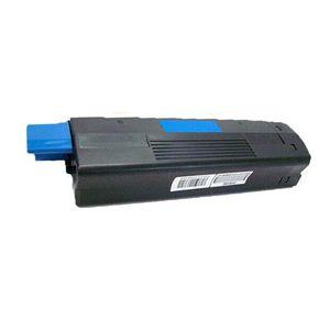 Okidata 42127403 Cyan Compatible Toner Cartridge