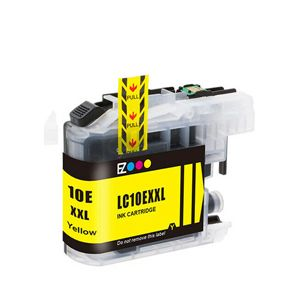Brother LC10EY XXL Yellow Compatible Inkjet Cartridge