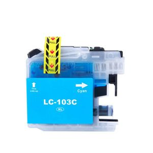 Brother LC103 C XL Cyan Compatible Inkjet Cartridge