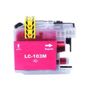 Brother LC103 M XL Magenta Compatible Inkjet Cartridge