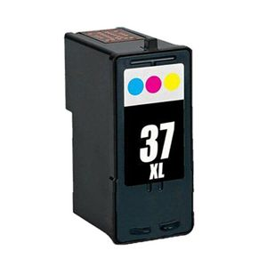 Lexmark #37 18C2180 Color Compatible Inkjet Cartridge