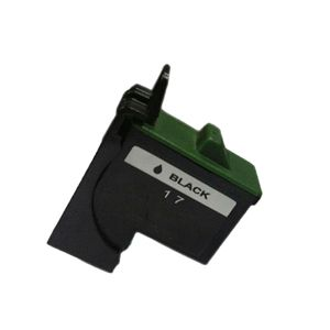 Lexmark #17 10N0217 Black Compatible Inkjet Cartridge