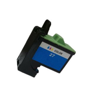 Lexmark #27 10N0227 Black Compatible Inkjet Cartridge