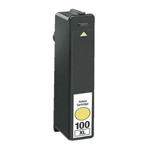 Lexmark 100XL Yellow 14N1071 Compatible Inkjet Cartridge