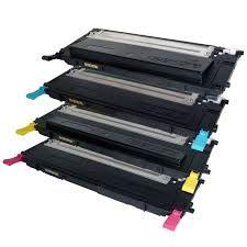Compatible Samsung CLT-K409S Black CLT-C409S Cyan CLT-M409S Magenta CLT-Y409S Yellow Laser Toner Cartridge. Compatible Samsung CLT-R407 CLT-R409 Drum Unit