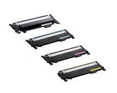 Compatible Samsung CLT-K406S Black CLT-C406S Cyan CLT-M406SA Magenta CLT-Y406S Yellow Laser Toner Cartridge. Compatible Samsung CLT-R406S Drum Unit.