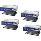 OEM Samsung CLP-K600A Black CLP-C600A Cyan CLP-M600A Magenta CLP-Y600A Yellow Laser Toner Cartridge