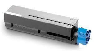 Okidata 44574701 Compatible Laser Toner Cartridge 44574301 Drum Unit