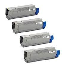 Okidata 43324469 Black 43324468 Cyan 43324467 Magenta 43324466 Yellow Compatible Laser Toner Cartridge. Okidata 43381760 Black 43381759 Cyan 43381758 Magenta 43381757 Yellow Compatible Drum Unit.