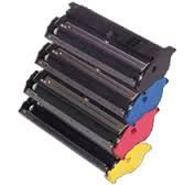 Konica Minolta 1710471-001 Black, 1710471-004 Cyan, 1710471-003 Magenta, 1710471-002 Yellow Compatible Toner Cartridge