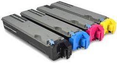 Kyocera Mita 1T02HJ0US0 TK522K Black, 1T02HJCUS0 TK522C Cyan, 1T02HJBUS0 TK522M Magenta, 1T02HJAUS0 TK522Y Compatible Toner Cartridge