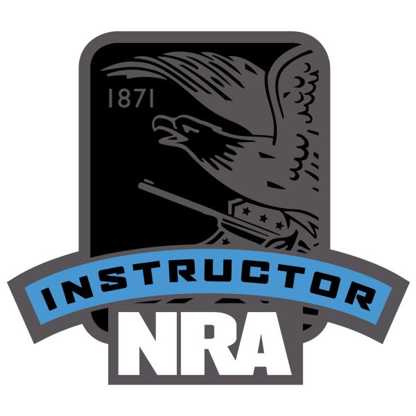 NRA Pistol Instructor Course Deposit Ballance Due