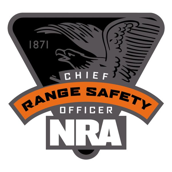 NRA Chief Range Safety Officer August 15th, 2020