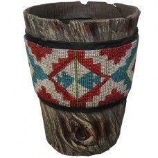 Aztec Waste Basket