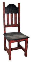 Scrape Wood Plain Chair