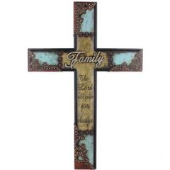 Family Wall Cross