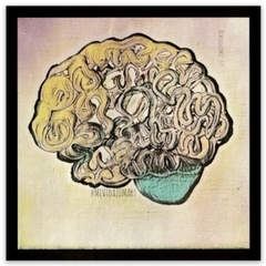 """The Mind"" Slap Sticker"