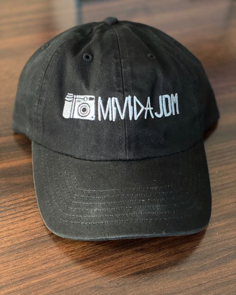 LOGO DAD HAT EMBROIDERED