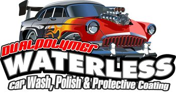 DualPolymer Since 1997 Waterless Car Wash Polish UV Protection Protective Acrylic Coating JICman.com