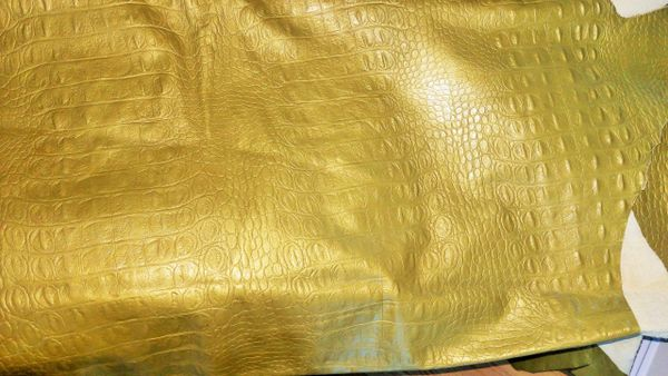 "Croc Midas Gold 49.3 sq.ft (92""x78"") 3.0 oz"