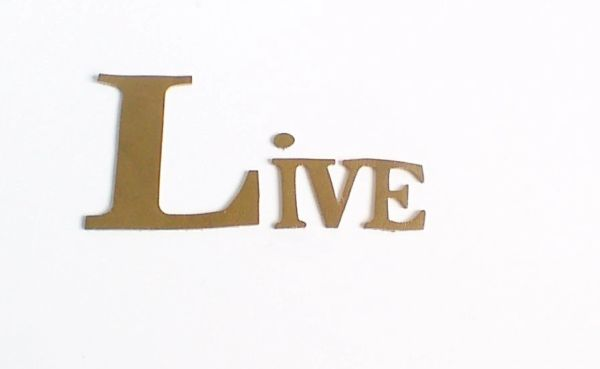 Live – Phrase