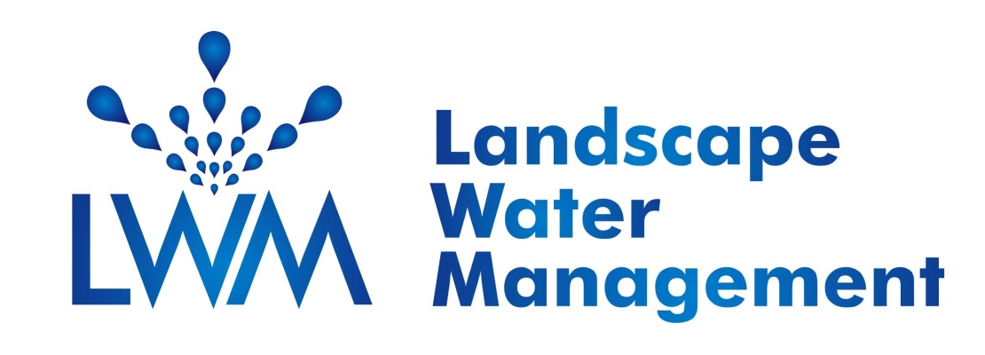 Landscape Water Management