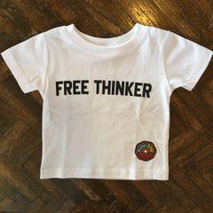 FREE THINKER white