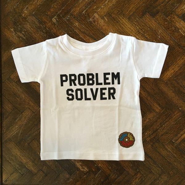 PROBLEM SOLVER white