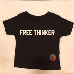 FREE THINKER black