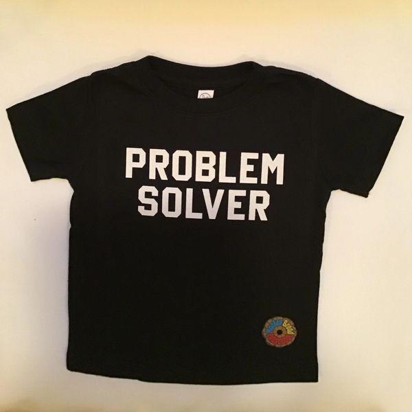 PROBLEM SOLVER black