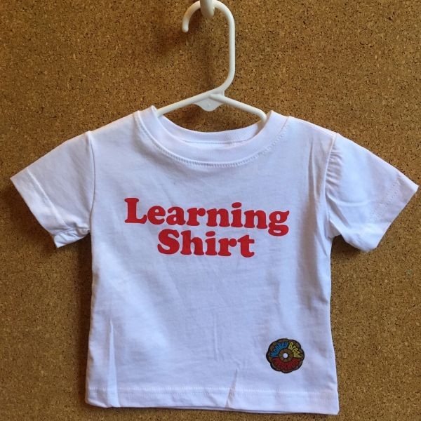 Learning Shirt